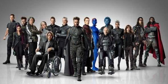 Gehören die X-Men ebenfalls zum MCU?