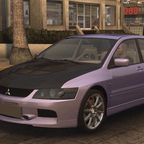 Mcla evo love this car  - (PS3, mcla, midnightclubla)