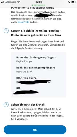 Paypal Wie Lange Kann Ich Mein Geld ZurГјckfordern