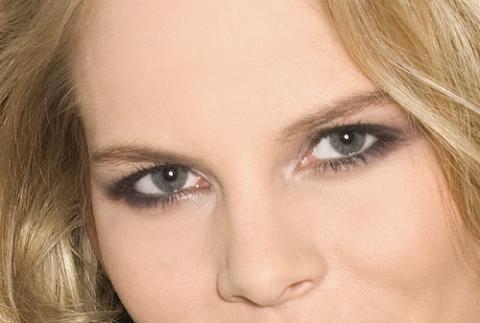 ... - (Make-Up, smookey eyes)