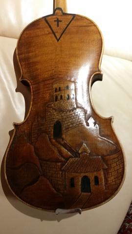 Rückseite - (Musik, Geige)