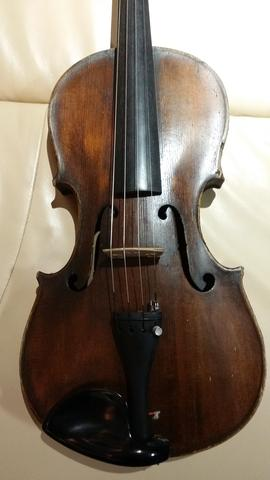 Vorderseite - (Musik, Geige)