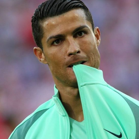 Ronaldo frisur machen