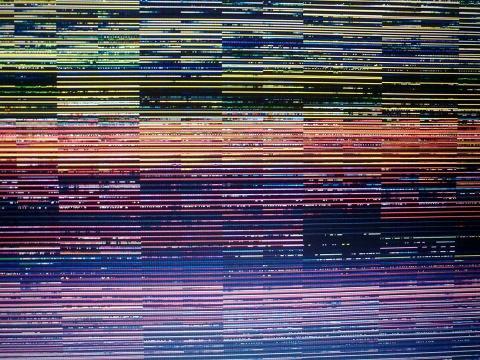 Streifen (Ähnlich) - (Grafikkarte, Monitor, Bildschirm)