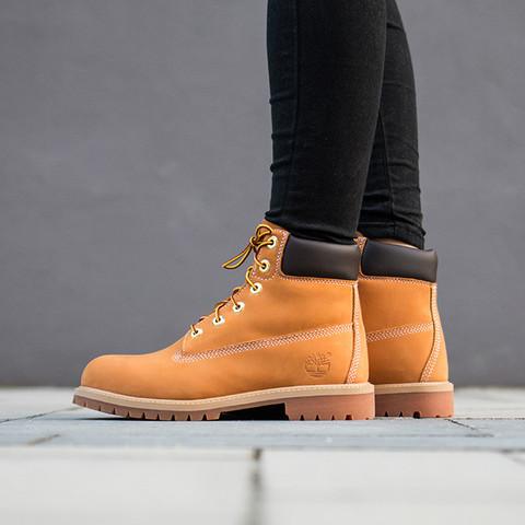 Gelb - (Schuhe, Timberland)