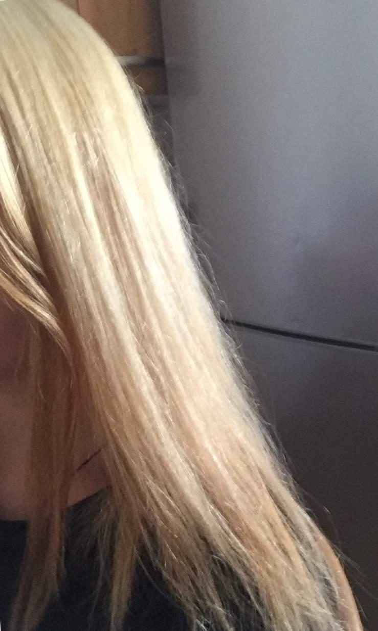 Bekommen auge blondierung ins Blondierung 4