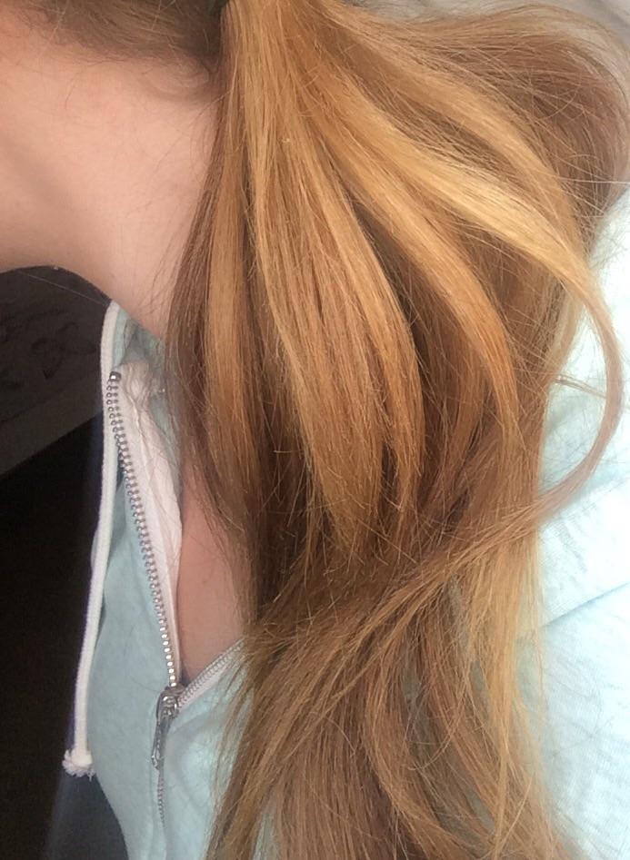 Gefarbte haare rotstich entfernen