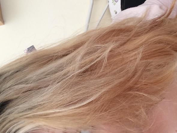 Meine Längen  - (Haare, Gelbstich, Blond färben)