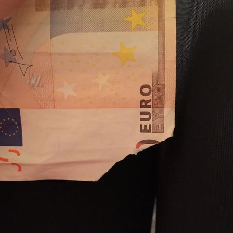 So sieht der Schein aus - (Geld, Deutschland)