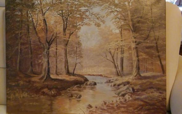 Gemälde - (Kunst, Informationen, Gemälde)