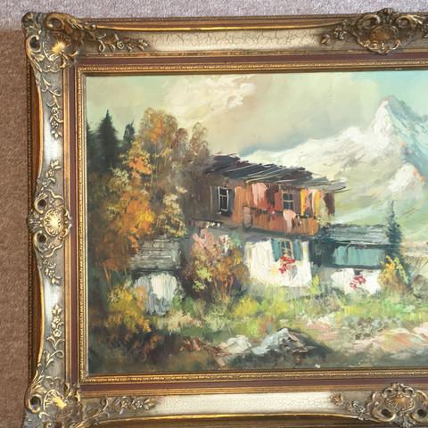 Bild 1 - (Kunst, Maler, Malerei)