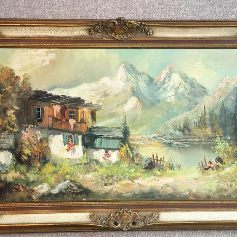 Bild 2 - (Kunst, Maler, Malerei)