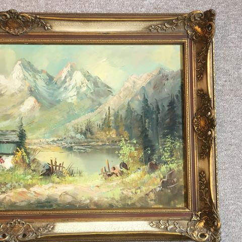Bild 3 - (Kunst, Maler, Malerei)