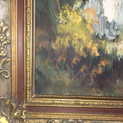 Bild 4 - (Kunst, Maler, Malerei)