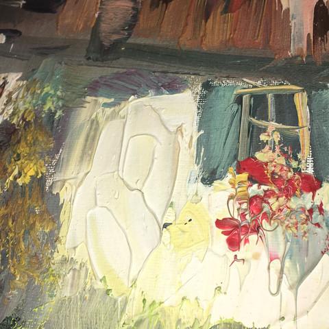 Struktur  - (Kunst, Maler, Malerei)