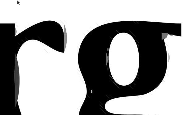 Gemaltes und Text in Gimp in Vektordatei umwandeln?