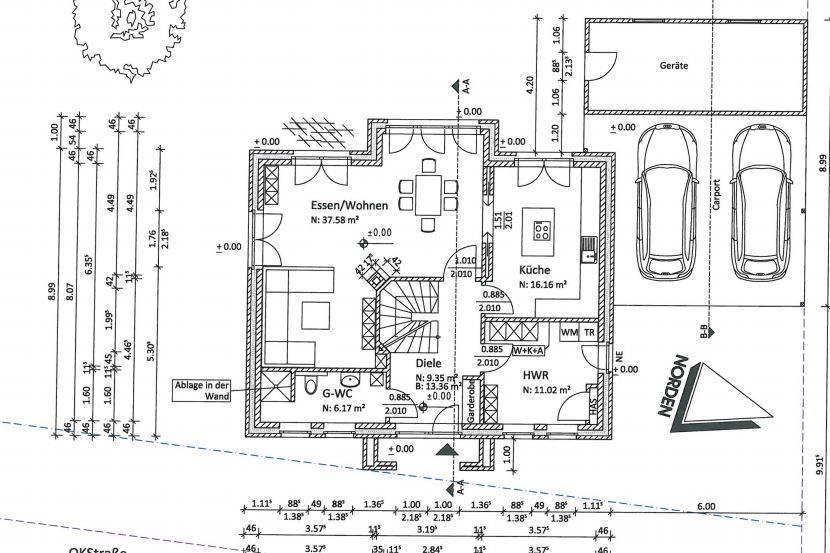 gemauerte treppe oder offene holztreppe einrichtung hausbau. Black Bedroom Furniture Sets. Home Design Ideas