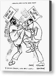Gene basset  - (Krieg, Cartoon, Vietnam)