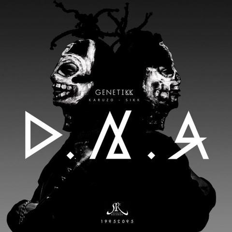 Album Genetikk (D.N.A..) - (Abkürzung, DNA, Genetikk)