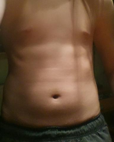 - (abnehmen, Bauch, fett)