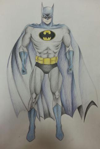 und batman - (Meinung, zeichnen, Kritik)