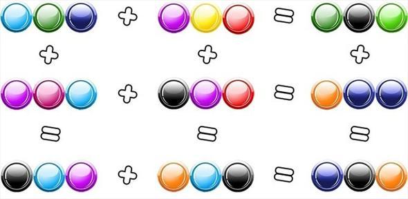 Geocaching Farbenrätsel - brauche HIlfe beim Umwandeln von Farben in ...
