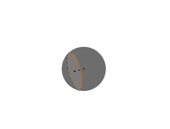 Der orangene Kreis... - (Computer, Programm, Mathematik)