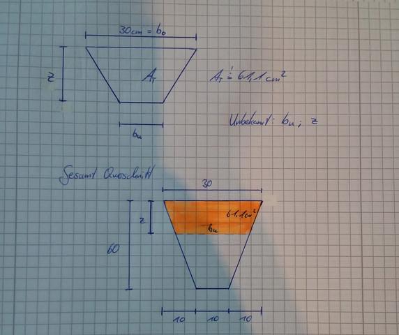 Aufgabe/Zeichnung - (Mathematik, Rechnen, Geometrie)