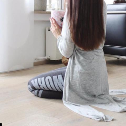 Gerade Oder Runde Spitzen Haare Lange Haare