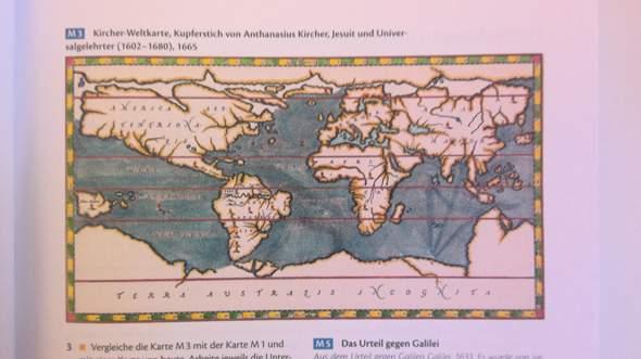 Geschichte Kartenvergleich?