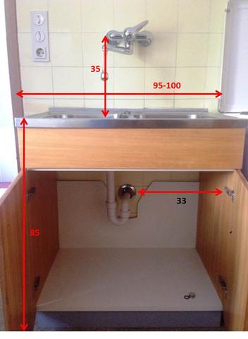 geschirrsp ler statt sp le abmessungen und anschl sse anschluss. Black Bedroom Furniture Sets. Home Design Ideas
