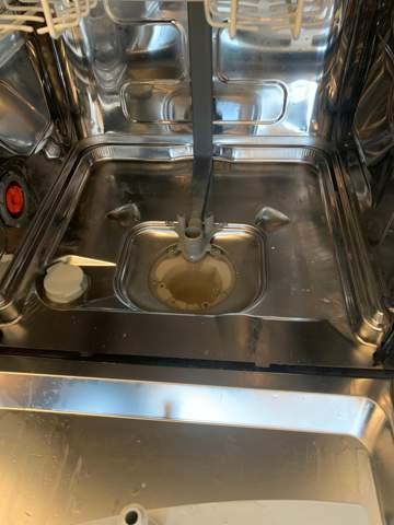 Geschirrspülmaschine pumpt nicht ab?