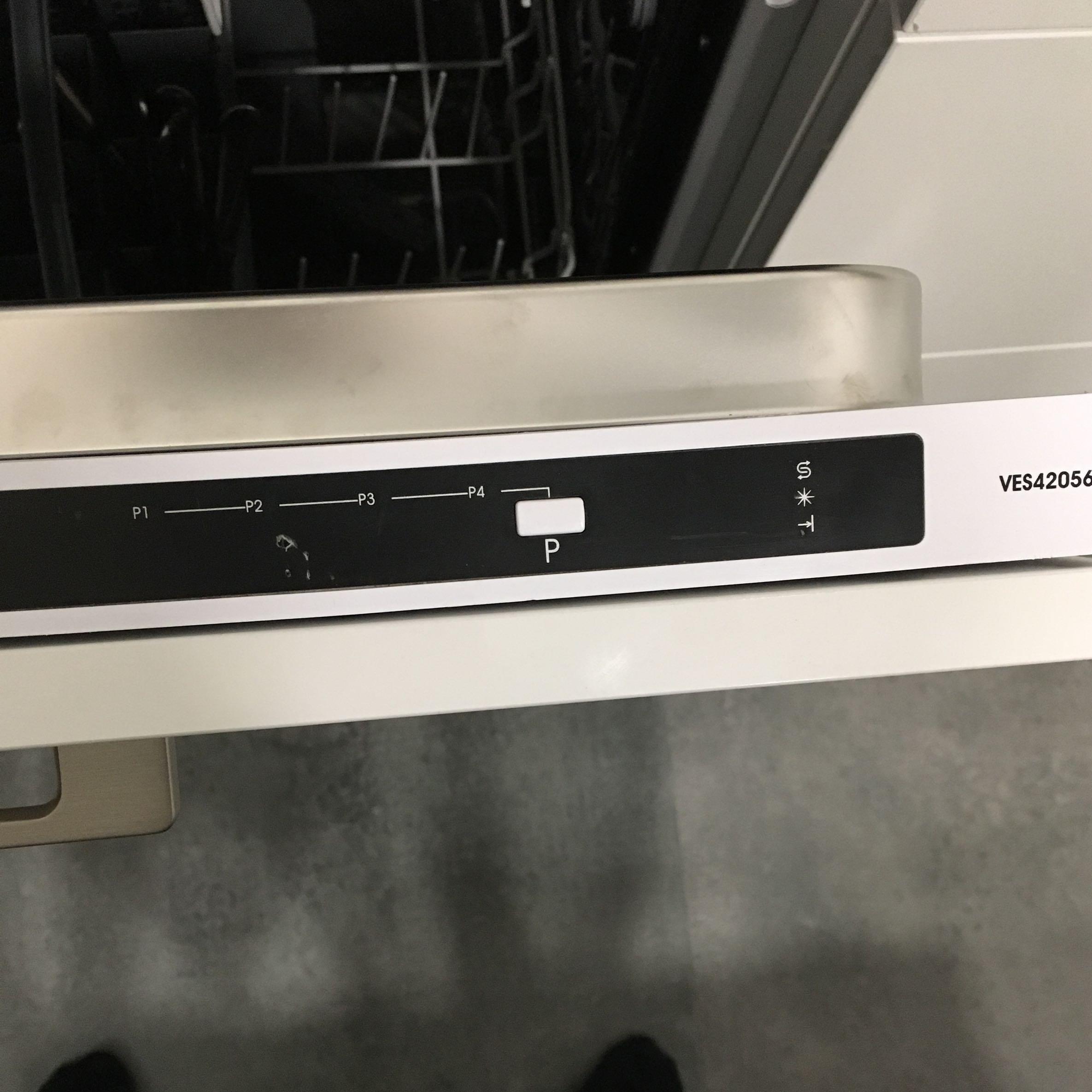 geschirrsp lmaschine vestel fehler p1 p2 piept und blinkt computer technik technologie