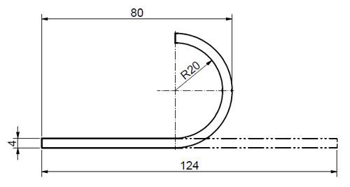 gestreckte l nge physik mathematik. Black Bedroom Furniture Sets. Home Design Ideas