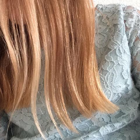 gesunde haare oder kaputte kaputt gesund