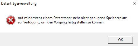 Screenshot 2 - (PC, Festplatte, System)