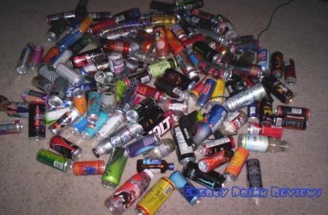 Energy Drinks - (Energy Drink, Energy, Drink)