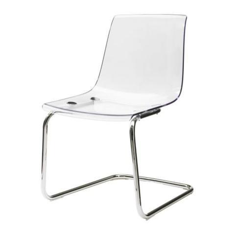 Plastikstuhl Ikea ghost chairs durchsichtige stühle aus plastik wie lange sehen