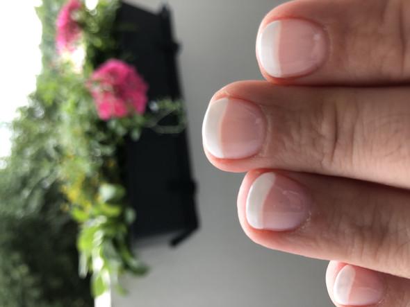 Nägel mann lackierte Lackierte Nägel