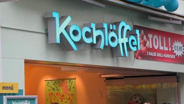 Gibt es bei euch Kochlöffel (Restaurant)?