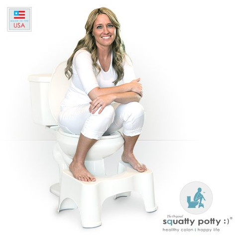 squatty potty - (Toilette, Badezimmer)