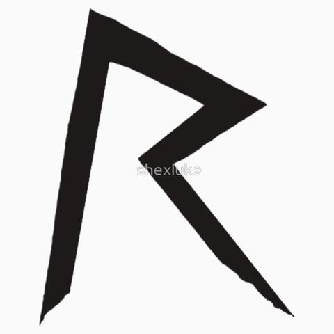 Rihanna Logo - (Computer, Technik, Netzwerk)
