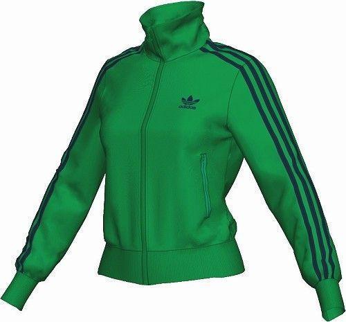 suche diese jacke mit weißen streifen & weißem logo auf dem rückern, für damen! - (Mode, Kleidung, Farbe)