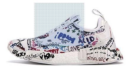 Gibt es diesen Schuh so wirklich (adidas nmd)? (Sneaker)