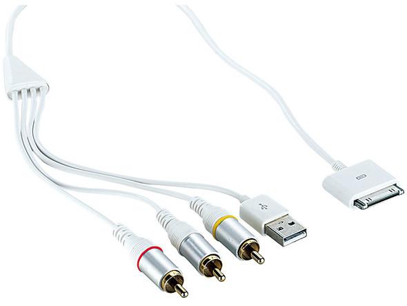 AV Kabel für Iphone 4 - (Technik, iPhone, Apple)