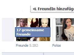 5282 - (Freunde, Facebook, limit)