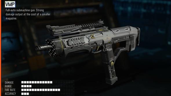 Hier ist sie die VMP - (Call of Duty, Waffen, Black Ops III)