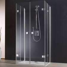 gibt es eine komplett zusammenschiebe f hige duschkabine f r eine dusche die mitten im bad steht. Black Bedroom Furniture Sets. Home Design Ideas