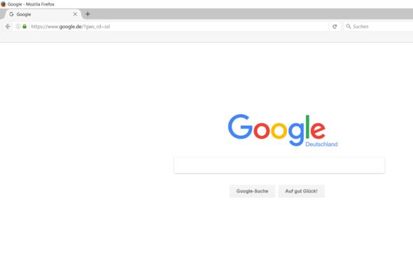Die ganz oberste - (PC, Windows 10, Firefox)