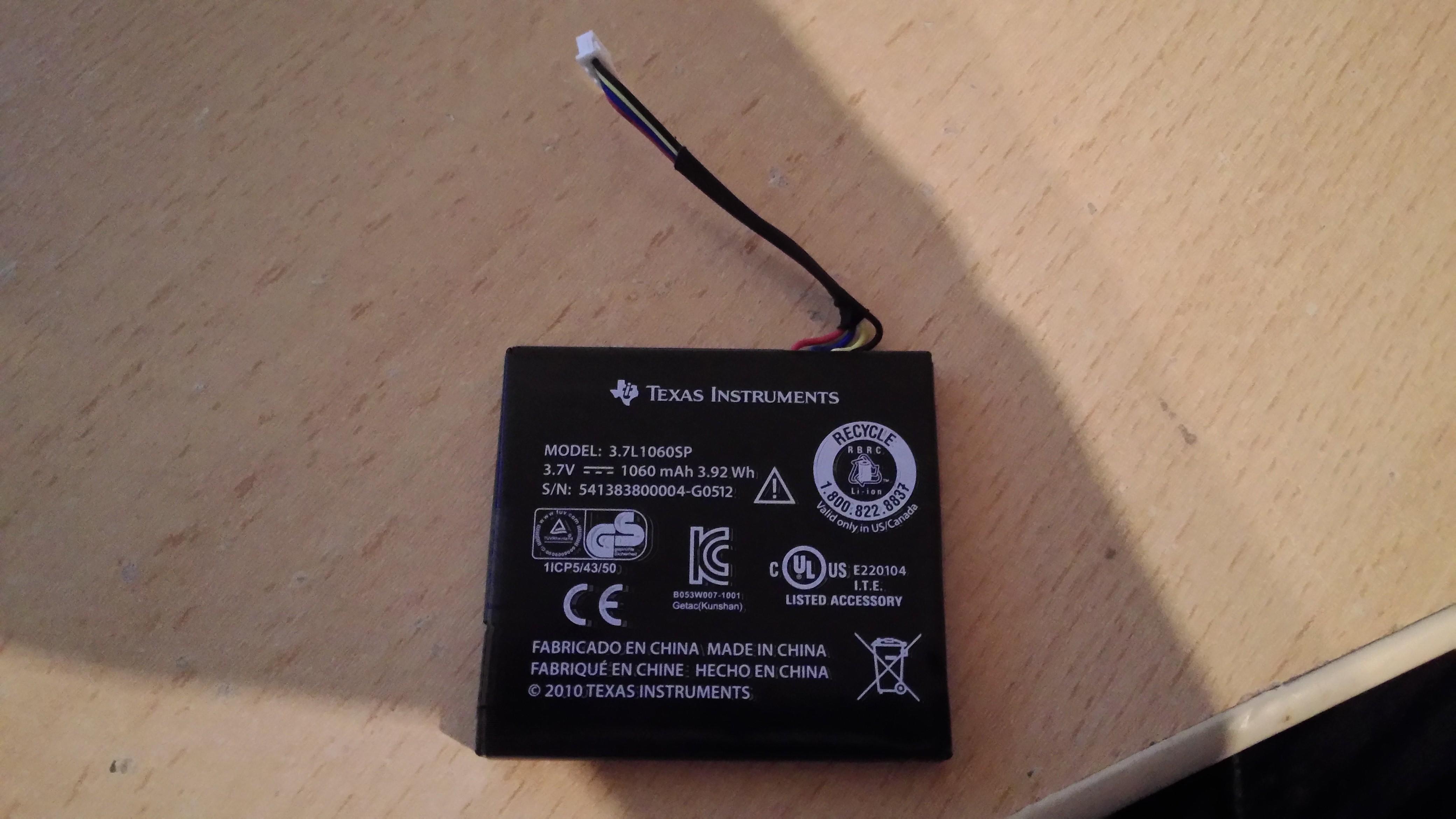gibt es eine m glichkeit einen solchen 4 pol li ion akku zu laden schule elektronik. Black Bedroom Furniture Sets. Home Design Ideas